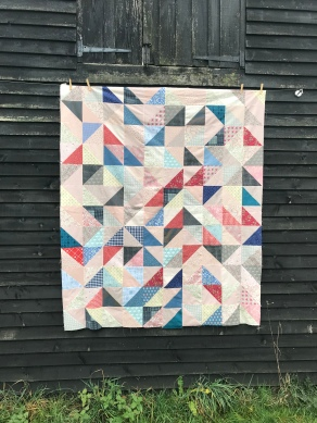 The Bertha Mitchell Quilt