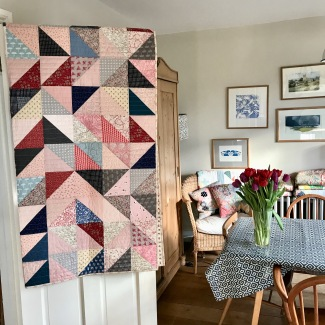Bertha Mitchell Quilt