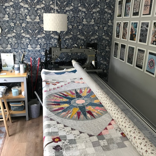 The PlainStitch Workroom Longarm Quilting Services